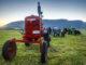 Alte Traktoren auf Island